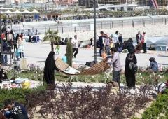 قطب گردشگری پایتخت آماده پذیرایی از مهمانان نوروزی می شود