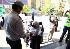 آموزش ۶ هزار همیار پلیس در مدارس شمال تهران