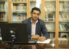 محمد عارف پوراسداللهی به سمت سرپرست سازمان عمران منصوب شد