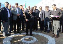 با حضور شهردار تبریز،  عملیات اجرایی پارک ستارخان آغاز شد