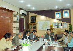 کمیته زیباسازی شهرداری مرودشت تشکیل جلسه داد