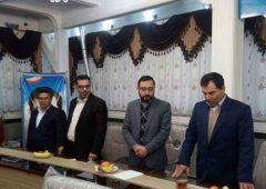 مراسم تحلیف آقای دکتر ملکی بعنوان شهردار میاندواب برگزار شد.