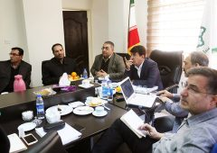 ساخت پروژه تخصصی بوستان ایمنی در منطقه ۲۲ تهران
