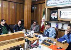 انتصاب رئیس جدید اداره روابط عمومی منطقه ۲۲