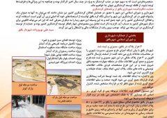 گزارش عملکرد شهرداری بافق