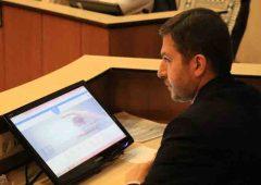 رونمایی از دومین سایت شفافیت شهرداری های ایران توسط شهرداری یزد