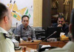 شهرداری منطقه دو از فرماندهان نیروی انتظامی و پلیس راهور تقدیر و تشکر کرد