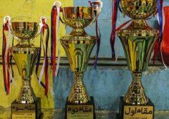 بانوان شهرداری لار قهرمان مسابقات ۶ جانبه فوتسال