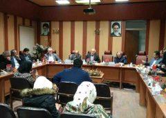 تقدیر اعضای شورا از شهردار کرمان بهدلیل برپایی نمایشگاه فنآوریهای نوین در روابطعمومی