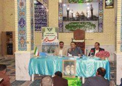 طرح محله محوری شهرداری مرودشت به مسجد حضرت موسی بن جعفر (ع) رسید