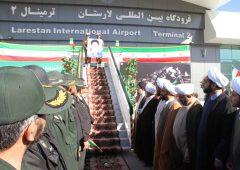 مراسم سالروز ورود امام خمینی (ره) در لارستان