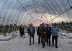 احیای میدان و برج آزادی با اجرای برنامه های فرهنگی