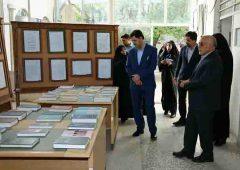 بازدید رییس شورای شهر و شهردار کرمان از سازمان اسناد و کتابخانه ملی منطقه جنوب شرق کشور