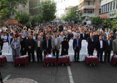 خیابان شهید نجات الهی قطب گردشگری فرهنگی پایتخت می شود