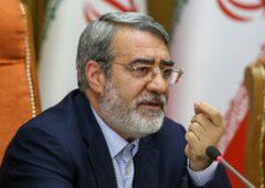 وزیر کشور: مسالهدارها وارد عرصه انتخابات نشوند