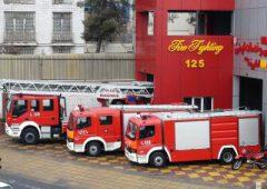 نهمین ایستگاه آتش نشانی در شمال تهران احداث می شود