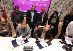 امضاء توافق نامه خرید یک رام قطار و ۲۰ دستگاه اتوبوس در منطقه ۲ پایتخت