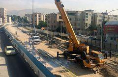 زیر گذر استاد معین ۱۴ بهمن ماه افتتاح میشود