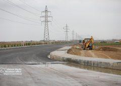 وضعیت سه پروژه بزرگ حلقه چهارم حفاظتی شهر اصفهان