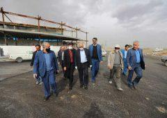ادامه بلوار فرزانگان تا تقاطع غیرهمسطح آفتاب در اختیار شهروندان قرار گرفت
