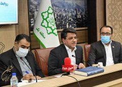 فرماندار شمیرانات: تعامل مطلوب روابط عمومی با رسانه ها،  حاشیه ها را کم می کند