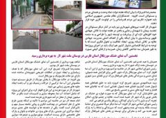 عملکرد شهرداری لار در هفته دولت