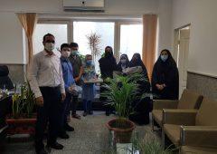 آموزش مجازی سفیران ترافیک در قلب طهران