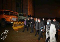 نیازمند مشارکت شهروندان در کنار شهرداری به هنگام بارش برف هستیم