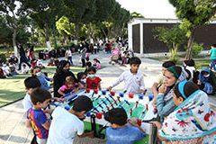توضیحات شهردار منطقه ۱۲ درباره حصارکشی پارک شوش:  بازگشت شهروندان و اهالی به بوستان