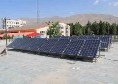 منطقه ۲۱ پیشرو در راه اندازی نیروگاه های خورشیدی
