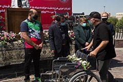 آغاز اهدای ۲۷ هزار ویلچر به معلولان مناطق محروم