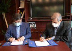 با امضای تفاهم نامه همکاری شهرداری منطقه یک و بیمارستان مسیح دانشوری